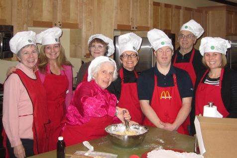 VC13 Oak Lawn Cookie Crew